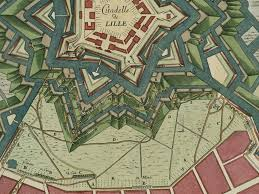 siege of lille fortified places sieges lille 1708