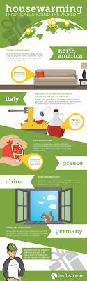 housewarming traditions around the world infographic archstone yorkson