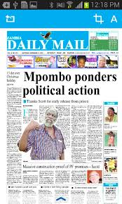 zambia daily mail android apps on google play