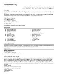 Real Estate Appraiser Resume Khaled Abdel Baky Resume