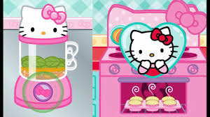 kitty lunchbox kitty fun games