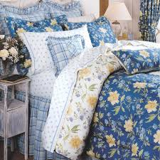 100 Cotton Queen Comforter Sets Laura Ashley Emilie 4 Piece Comforter Set Free Shipping Today