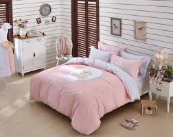 girls bed comforters love more comforter sets pink and grey duvet cover luxury
