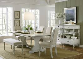 Trestle Dining Room Table by Harbor View Iii Trestle Extendable Dining Room Set From Liberty