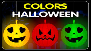 kids halloween wallpaper colors for children halloween pumpkin kids learning videos