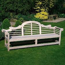 Bench 8 Teak Benches Lutyens 8 Ft 6 In Bench Country Casual