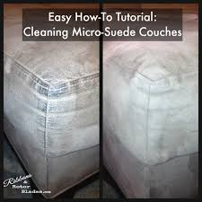 How To Clean Microfiber Chair How To Clean Suede Furniture Cievi U2013 Home