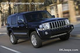 commander jeep 2016 2009 jeep commander information and photos zombiedrive