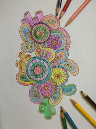 mandala creative coloring