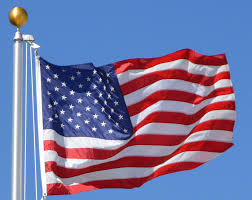 Flying Flag Free Images Flying Country Symbol Banner Usa America