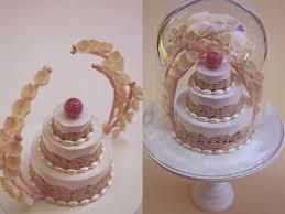 wedding cake toppers mini cakes