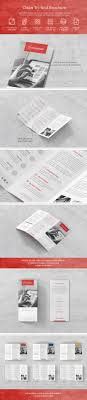 adobe tri fold brochure template free clean trifold brochure template free design resources