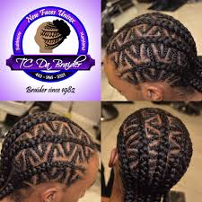 design inspired by another braider male braids freestyles and