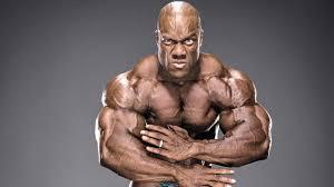 Phil Heath Bench Press Train Like A Mr Olympia Champ Muscle U0026 Fitness