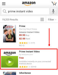 chromecast amazon prime instant videos your tv