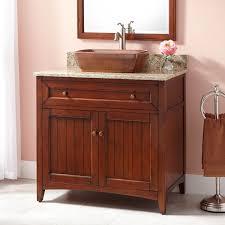 antique bathroom vanity with vessel sink u2022 bathroom vanities