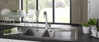 Stainless Steel Astracast Materials - Brushed stainless steel kitchen sinks