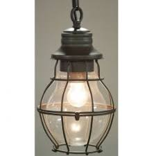 Lantern Ceiling Light Fixtures Coastal Chandeliers Iron Rope Driftwood Sea Glass Nautical