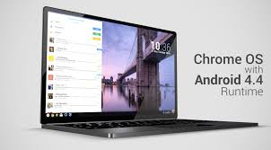 chromebook android check out this stunning chromebook concept with both android and
