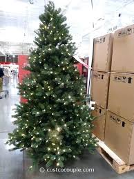 12 ft tree artificial trees ft lit tree 7 5 led