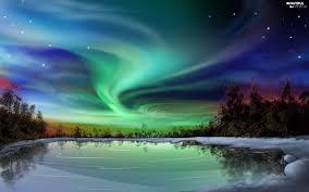 polaris star dawn sky star lake polaris color beautiful views wallpapers