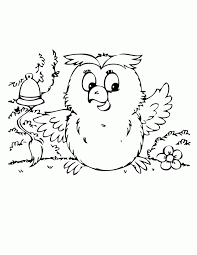 owl coloring pages free printables cute baby owl coloring page