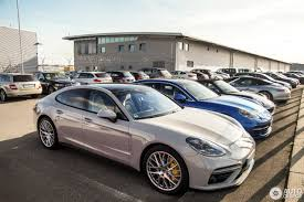 porsche germany porsche 971 panamera turbo 6 july 2016 autogespot