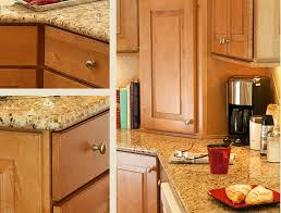 maple cabinets with granite countertops maple caramel kitchen cabinets mendota door style cliqstudios