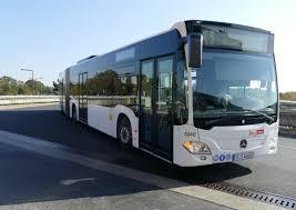 Stadtbus Bad Nauheim Mb Citaro C2 Gelenkbus U00274039 U0027 Der Bvg Nun Auch Auf Der X9 U0027er