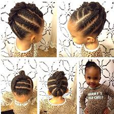 easy ethinic braid styles on natural hair simple cornrows style toddler lifestyle pinterest cornrows