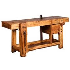 Carpentry Work Bench French Country Rustic Etabli U003cp U003ethis Rustic Carpenter U0027s Etabli