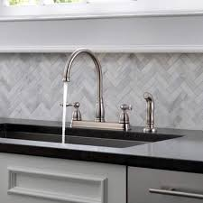 four kitchen faucet kitchen faucets four installation kitchen faucets two handle