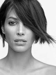 resultado de imagen de short women hair retrato pinterest