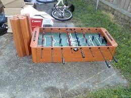 foosball tables for sale near me foosball table for sale 40 00 50 00 used 45 chesapeake va