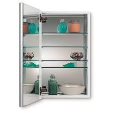 24 Inch Medicine Cabinet Jensen 52wh244dpf Metro Deluxe Flat Trim Medicine Cabinet 24 Inch