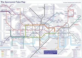 map underground this sponsored map could just be the future of the