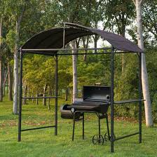 bbq tent metal gazebo marquee garden patio bbq tent grill canopy