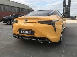 lexus lc500 2017 lexus lc500 u0026 lc500h pricing and specs luxury sports