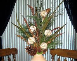 Pine Cone Home Decor Pinecone Home Decor Etsy