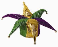 mardi gras hat mardi gras jester hat caufields