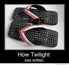 Keyboard Meme - how twilight was written meme weknowmemes