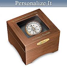 engravable keepsake box keepsake box grandson forge your path personalized shadowbox