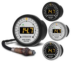 innovate mtx l digital air fuel ratio gauge kits 3844 free