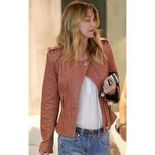 light brown leather jacket womens ellen pompeo jacket womens tan leather jacket