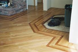 Hardwood Floor Border Design Ideas Innovative Hardwood Floor Border Design Ideas Installation
