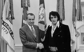 elvis u0026 nixon u2014 the true story of how the king met the president