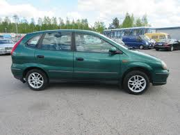 nissan almera alloy wheels nissan almera tino 1 8 business 5d mpv 2002 used vehicle nettiauto