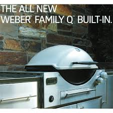 Built In Bbq Weber Family Q 3600 Built In Bbq Bbq U0027s U0026 Outdoor Built In