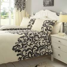 black and cream bedding here s a really gorgeous to dress up your