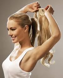 Kevin Paves Hair Extensions by Amazon Com 23 Inch Wrap Around Pony Extension By Jessica Simpson